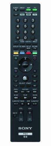 Sony Ps3 Blu Ray Remote 2.0