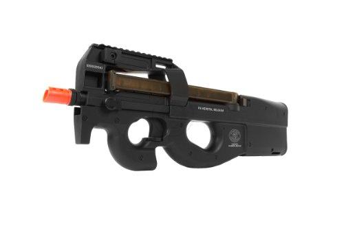 fn herstal p90 aeg electric airsoft rifle airsoft gun(Airsoft Gun) (Best Airsoft P90 Aeg)
