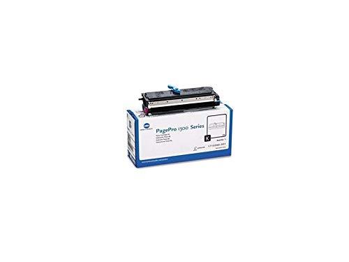 (Konica Minolta 1710566-001 Black Toner Cartridge (PagePro 1300 series))