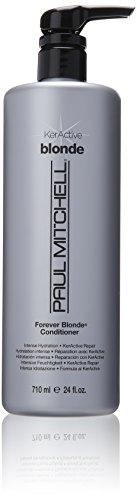 Paul Mitchell Forever Blonde Conditioner for Unisex, 24 Ounce