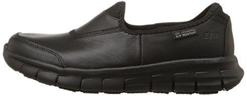 Skechers for Work Women's Sure Track Slip Resistant Shoe
