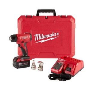 Milwaukee M18 18v Compact Heat Gun Kit 2688-21 REDLITHIUM