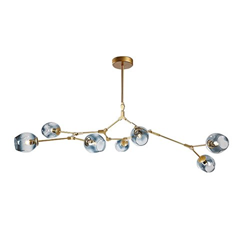 Led Chandelier Light Fixtures in US - 8