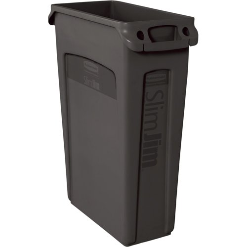 Rubbermaid Commercial Vented Trash Receptacle product image