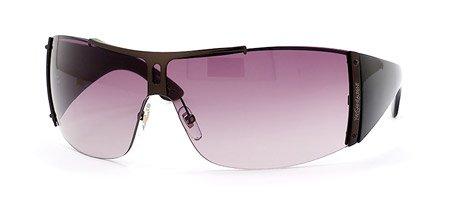 Amazon.com: Yves Saint Laurent 6144 anteojos de sol color ...