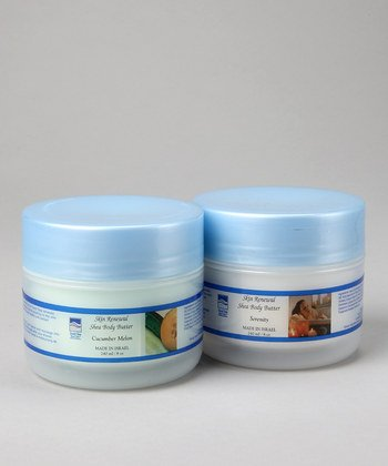 Dead Sea Spa Products: Shea Body Butter BUY 1 GET 1 Free