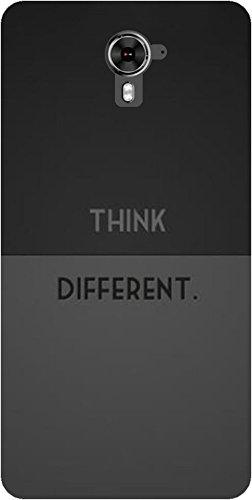 sale retailer 0ab0b 8b709 Yu Yureka Black Back Cover, Designer Printed Back Case: Amazon.in ...