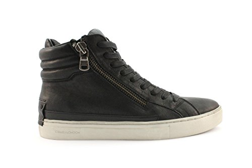 Supra Crime London Black 11144a16b, Herren Sneaker