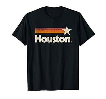 Amazon.com: Vintage Houston Texas Camiseta Houston Strong ...