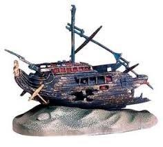 Penn-Plax Rocking Shipwreck