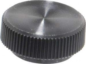 JumpingBolt Knurled Plastic Thumb Screw 13mm Head Diam, 5.5mm Head Height, Material May Have Surface Scratches