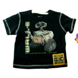 18 Month Wall-E T-Shirt for Babies 18M T Shirts
