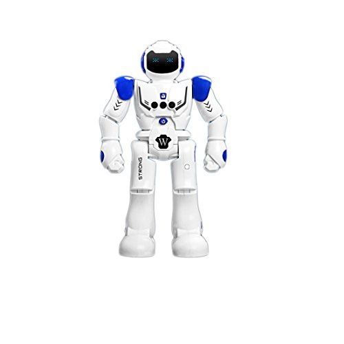 Robot Toys Hand Gesture Sensing,Sing,Dancing,Walking,Best Gift For Boys, Girls, Kids ()