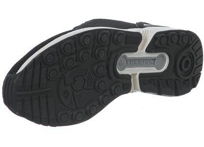 adidas Originals ZX Flux, Herrensportschuhe, Schwarz