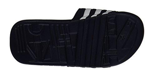 adidas Adissage, Zapatos de Playa y Piscina Unisex Adulto Azul (Nuenav / Ftwbla / Nuenav 000)