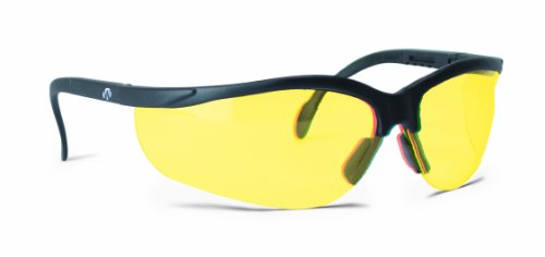 Shooting Glasses Yellow Lenses - Walker's GWP-YLSG Shooting Glasses, Yellow Lens, Left/Right