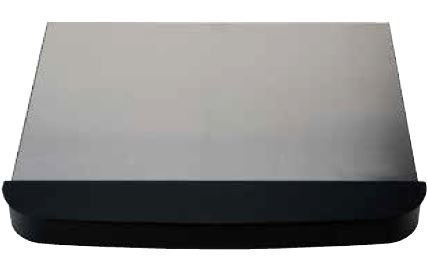 Suburban 2968AST Cooktop Stainless Steel 2-Burner Cover