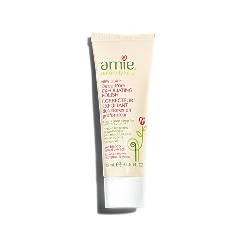 Price comparison product image AMIE New Leaf Deep Pore Exfoliating Polish - Natural Skincare 25 ml