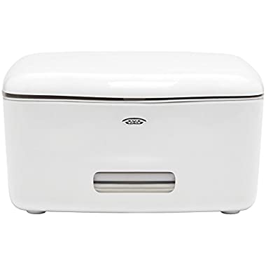 OXO Good Grips Wipes Dispenser for Face Wipes, Hand Wipes and Flushable Wipes
