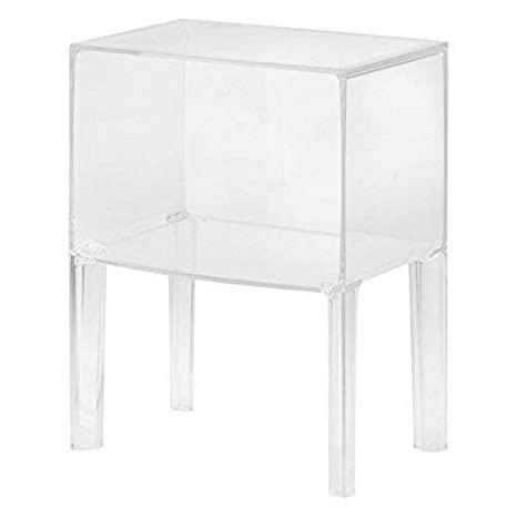 Comodino Ghost Buster Kartell.Kartell Ghost Buster Furniture 70 X 51 X 41 Cm Amazon Co Uk