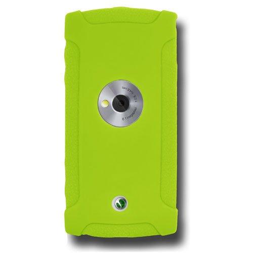 Amzer Silicone Skin Jelly Case for Sony Ericsson Vivaz U5...