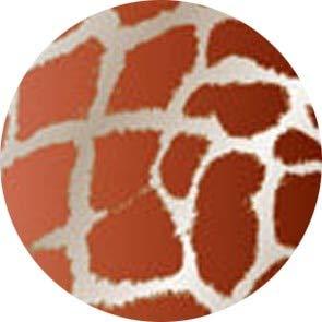 Kamas 20pcs 8/10/12/14/16/18/20/25/30mm Handmade Round Shape Leopard Print Photo Glass Cabochons Dome Z-G1548 - (Color: Z-G1548-09, Size: 12mm) ()