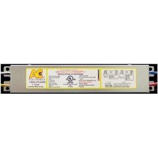 ACE TSD-UV55PBXMS CoolOperator 2x55W CFL Ballast - Stud Mount