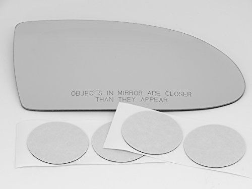 07-09 Hyundai Accent Right Passenger Convex Replacement Mirror (Glass Lens)