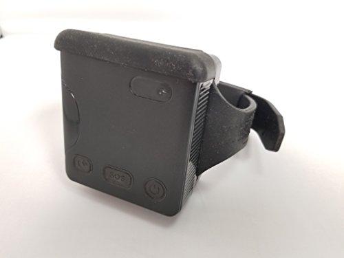 Megastek Ankle Tracker, GTM MT-200X Real Time 3G GPS Ankle Tracker America, Li-Polymer 1800mAh Battery 3.7V, Waterproof IP67, 2GB Memory, Ublox-7Q, Telit-SL869 GPS Chipset, CE certified Locator Device ()