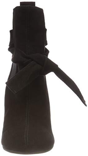 Boots Black Women's Nero Ankle Gemina Oxitaly 443 Nero 4Cqw8