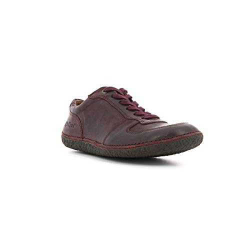 Burgundy Derbys Home Kickers femme Buy wZIcq87F