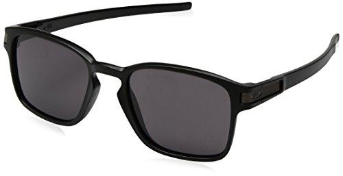 Rectangular Sunglasses MATTE BLACK 52.01 mm ()