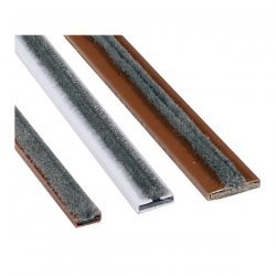 Fire Door Strips >> Intumescent Fire Smoke Seals Door Pack Single Doors 10 X 4 White