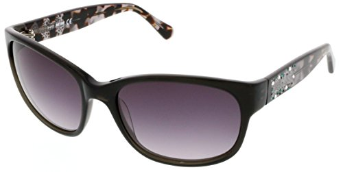 Just Cavalli Women's JC496S Acetate Sunglasses GRAY - Sunglasses 2013 Cavalli