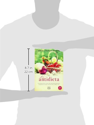 Antidieta (Spanish Edition): Harvey Diamond: 9788479538019 ...