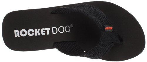 Thong Black Rocket Platform Black Crush Dog Wedge Women's Sandal vx88nIwT