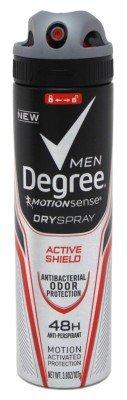 motionsense dry antiperspirant