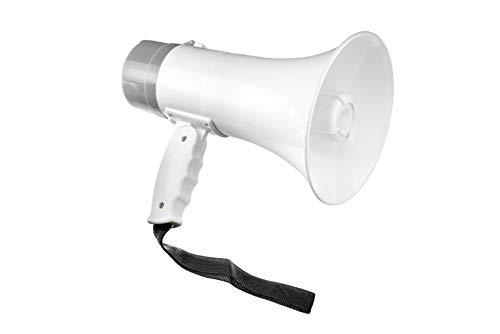(SE 10 Watt Megaphone and Voice Recorder )