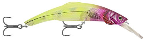Matzuo Marianne Huskey Signature Series Kinchou Minnow Lure, Churple, 3 1/2-Inch Review