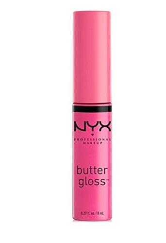 Butter Lip Gloss Strawberry,Nyx Cosmetics,Blg01