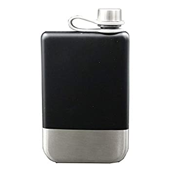 304 Stainless Hip Flask Alcohol Flagon Drinkware Whiskey Bottle Gift Supply