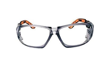 5a03bfb5c Armação Óculos Segurança Para Lentes De Grau UNIVET 5X9L: Amazon.com.br:  Ferramentas e Construção