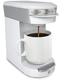 Hamilton Beach 49972 Dcm Personal Cup Pod Brewer- White Price