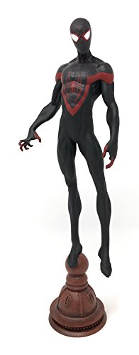 (DIAMOND SELECT TOYS Marvel Gallery Ultimate Spider-Man (Miles Morales) PVC Figure)