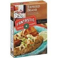 Refried Pinto Beans by FANTASTIC WORLD FOODS
