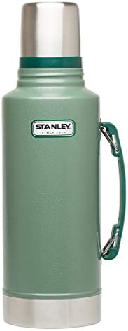 Stanley Classic VacuumInsulatedWide MouthBottle- BPA-Free 18/8 Stainless SteelThermosfor Cold and HotBe