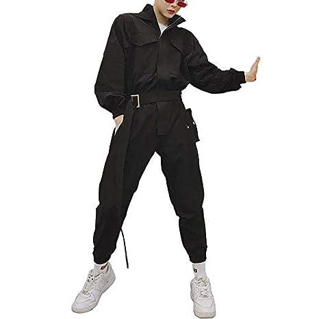 Amazon.com: Onesie Denim Jumpsuit Long Sleeve Hooded Set One ...