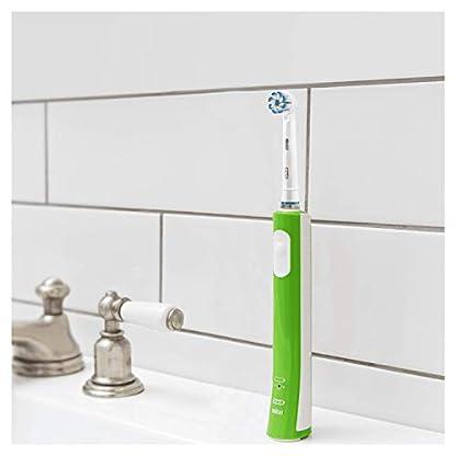 Oral-B Junior Elektrische Zahnbürste, für Kinder ab 6 Jahren, grün 5