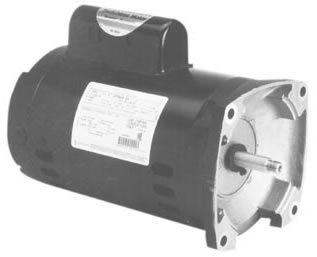 Ao smith square flange motor centurion 1 2 hp 208 for Emerson pool pump motor 1081