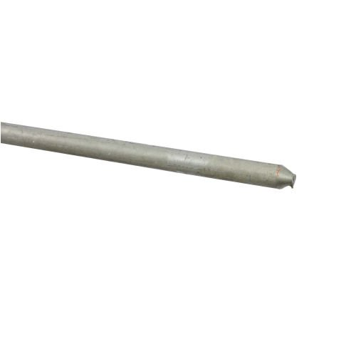 Erico Products 811280UPC Galvanized Ground Rod, 1/2-Inch by 8-Feet